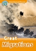 Front pageOxford Read and Discover 5. Great Migrations MP3 Pack