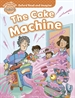 Front pageOxford Read and Imagine Beginner. The Cake Machine