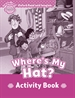 Portada del libro Oxford Read and Imagine Starter. Where'S My Hat? Activity Book