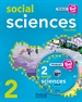 Portada del libro Think Do Learn Social Sciences 2nd Primary. Class book + CD pack