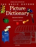 Front pageThe Basic Oxford Picture Dictionary. English/Spanish 2nd Edition