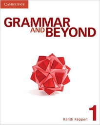 Portada del libro Grammar and Beyond Level 1 Student's Book, Online Workbook, and Writing Skills Interactive Pack