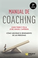 Portada del libro Manual de coaching