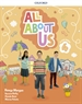 Portada del libro All About Us 4. Class Book