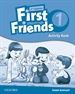 Front pageFirst Friends 1. Activity Book 2nd Edition