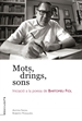 Portada del libro Mots, drings, sons