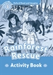 Front pageOxford Read and Imagine 1. Rainforest Rescue Activity Book