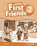 Front pageFirst Friends 2. Activity Book 2nd Edition