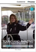 Portada del libro Young and Amazing: Teens at the Top High Beginning Book with Online Access