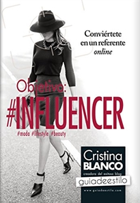 Books Frontpage Objetivo, influencer