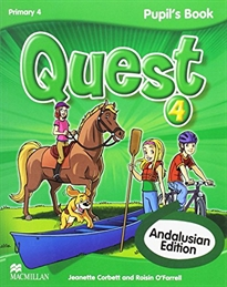 Books Frontpage QUEST 4 Pb Andalusian
