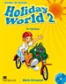 Portada del libro HOLIDAY WORLD 2 Ab Pk Cat