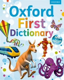 Books Frontpage Oxford First Dictionary