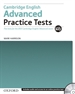Portada del libro Cambridge English Advanced Practice Test with Key Exam Pack 3rd Edition