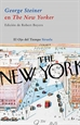 "Portada del libro George Steiner en ""The New Yorker"""