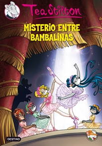 Books Frontpage Misterio entre bambalinas