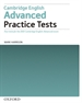 Portada del libro Cambridge English Advanced Practice Test without Key Exam Pack 3rd Edition