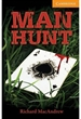 Portada del libro Man Hunt Level 4 Intermediate