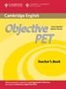 Front pageObjective PET Teacher's Book 2nd Edition