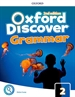 Front pageOxford Discover Grammar 2. Book 2nd Edition