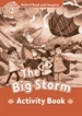 Front pageOxford Read and Imagine 2. The Big Storm Activity Book