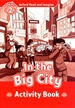 Portada del libro Oxford Read and ImagIne 2. In the Big City Activity Book