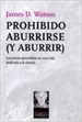 Front pageProhibido aburrirse (y aburrir)
