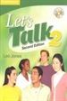 Portada del libro Let's Talk Level 2 Student's Book with Self-study Audio CD 2nd Edition