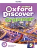 Front pageOxford Discover Grammar 5. Book 2nd Edition