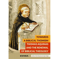 Portada del libro Towards A Biblical Thomism