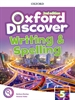 Front pageOxford Discover 5. Writing and Spelling Book 2nd Edition