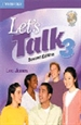 Portada del libro Let's Talk Level 3 Student's Book with Self-study Audio CD 2nd Edition