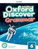 Portada del libro Oxford Discover Grammar 6. Book 2nd Edition