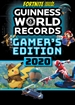 Front pageGuinness World Records 2020. Gamer's edition
