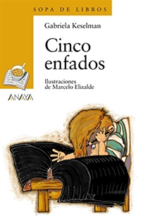 Books Frontpage Cinco enfados