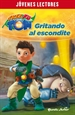 Portada del libro Tree Fu Tom. Gritando al escondite