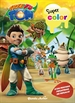 Portada del libro Tree Fu Tom. Supercolor