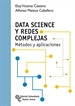 Portada del libro Data science y redes complejas