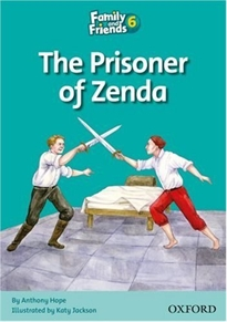 Books Frontpage Family and Friends 6. Prisoner of Zenda