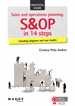 Portada del libro Sales and operations planning. S&OP in 14 steps