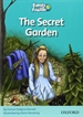 Portada del libro Family and Friends 6. The Secret Garden