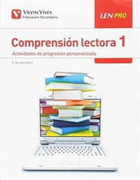 Books Frontpage Len Pro 1 Comprension Lectora
