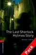 Portada del libro Oxford Bookworms 3. The Last Sherlock Holmes Story CD Pack