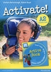 Front pageActivate! A2 Students' Book and Active Book Pack