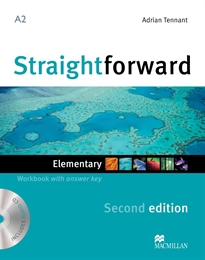 Books Frontpage STRAIGHTFWD Elem Wb Pk +Key 2nd Ed