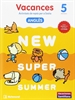 Portada del libro New Super Summer Sb 5 + Audio 5 Catalan