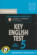 Portada del libro Cambridge Key English Test 5 Student's Book with answers