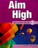 Portada del libro Aim High 3. Student's Book
