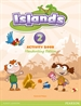Portada del libro Islands handwriting Level 2 Activity Book plus pin code