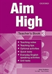 Portada del libro Aim High 3. Teacher's Book